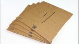 Label-Karton: knack und fill