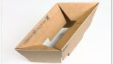 Label-Karton: Automatikboden außen