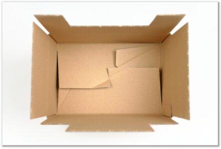 Label-Karton: Automatikboden innen